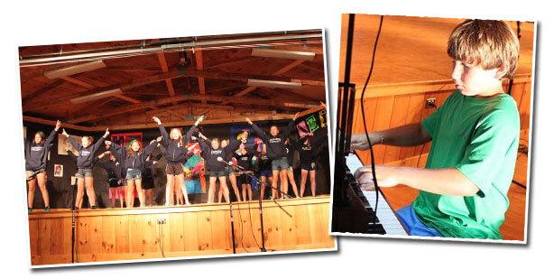 Summer Camp Talent Show