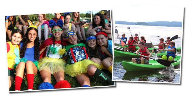 Summer camp performing arts