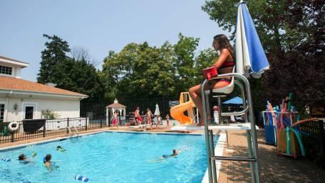 Pierce summer day camp in New York